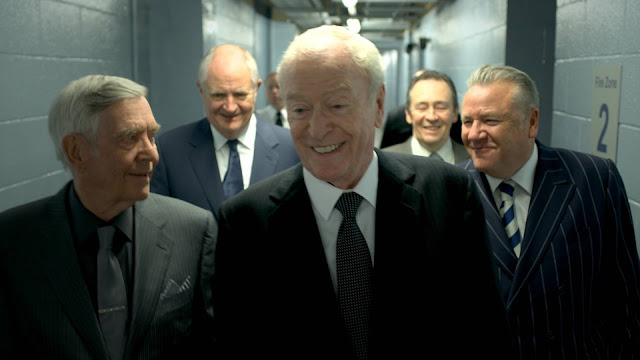 Projected Film: King of Thieves Review – Did it Steal the Show?