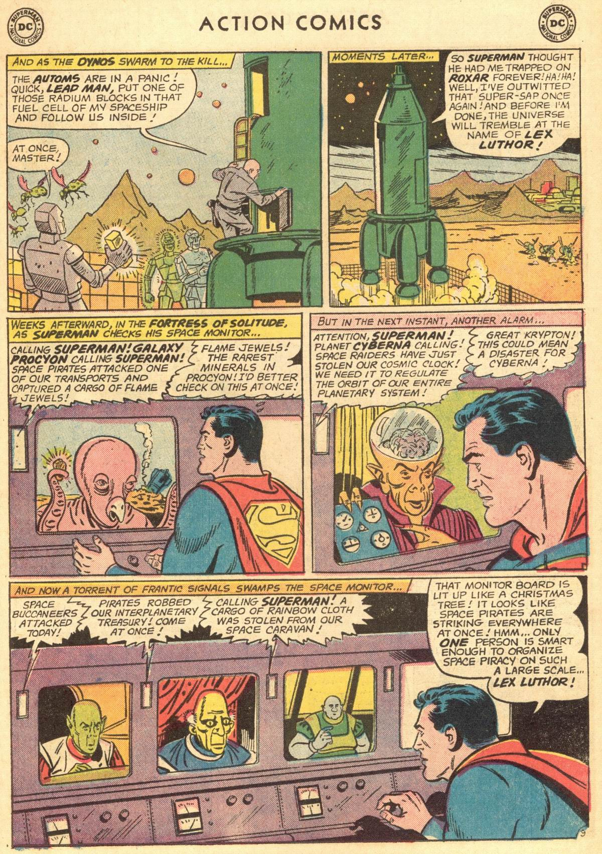 Action Comics (1938) 294 Page 10