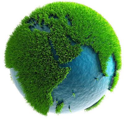 O Planeta está ficando mais verde