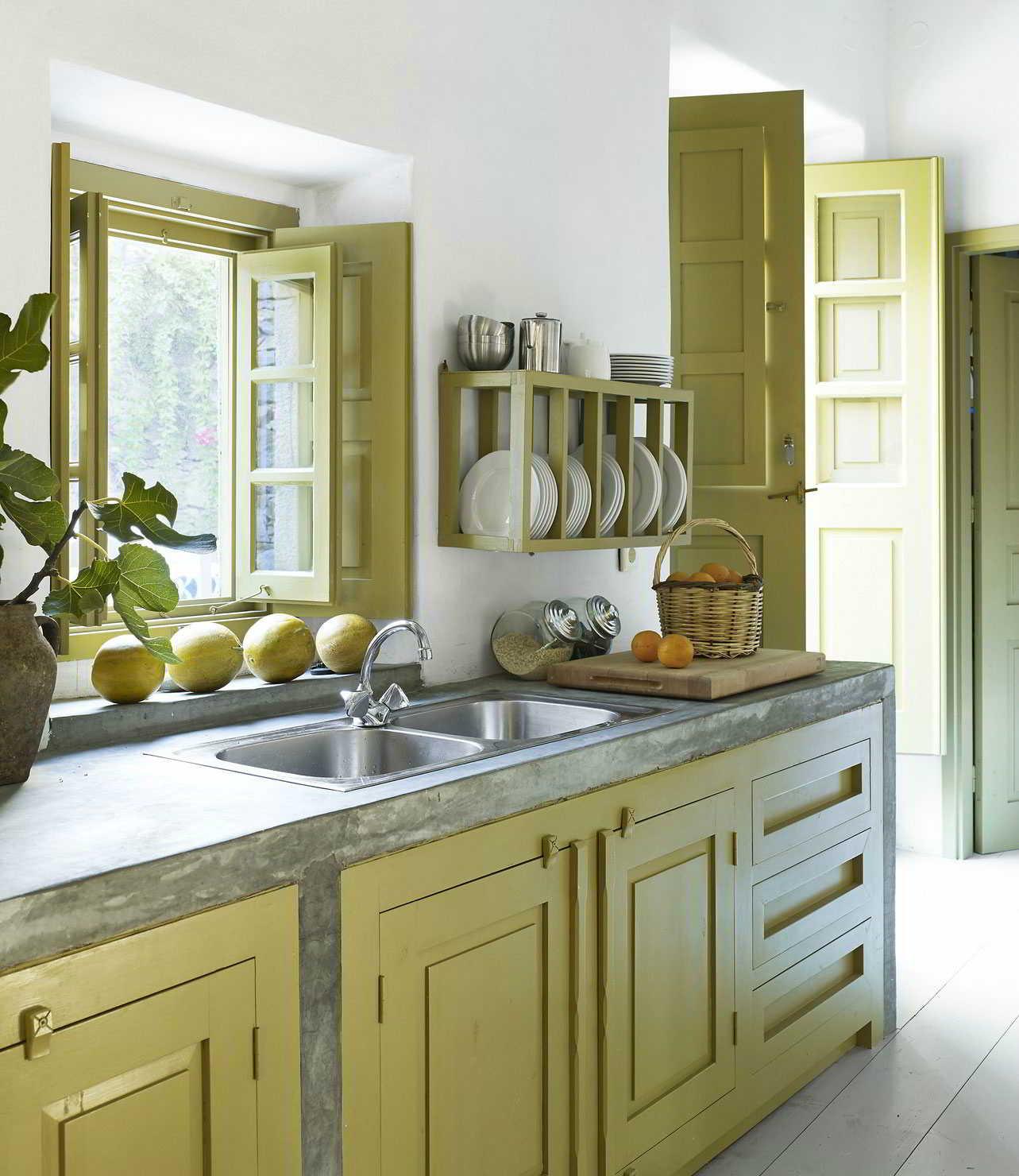 Desain Dapur Sederhana Unik Dengan Biaya Murah
