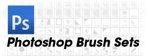 free photoshop brush sets - photo #7