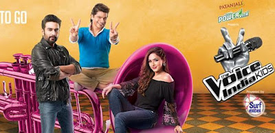 The Voice India Kids 2016 S01 Episode 01 WEBRip 200mb tv show The Voice India Kids 200mb 250mb 300mb compressed small size free download or watch online at world4ufree.be