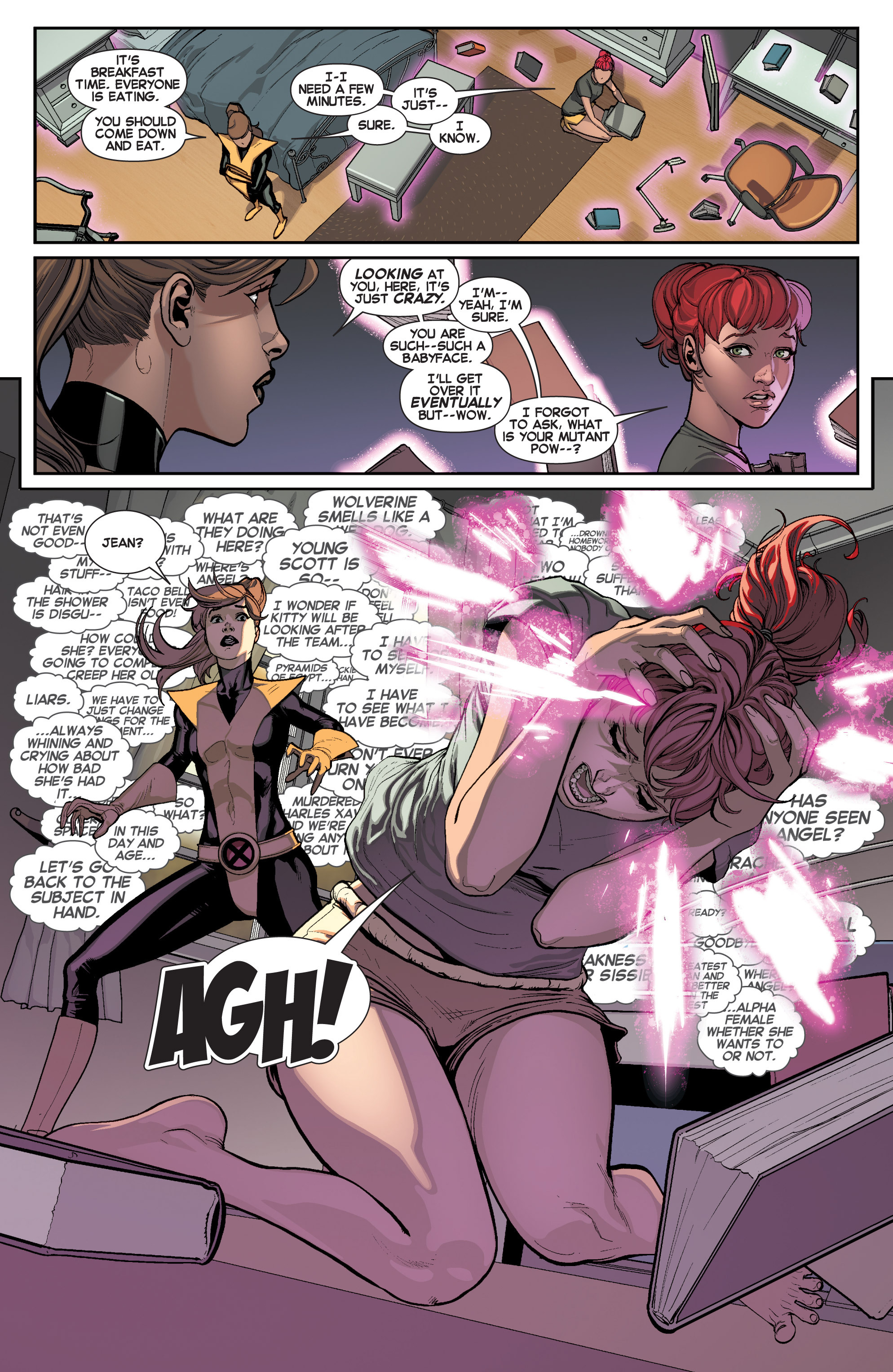 Read online All-New X-Men (2013) comic -  Issue # _Special - Here To Stay - 10