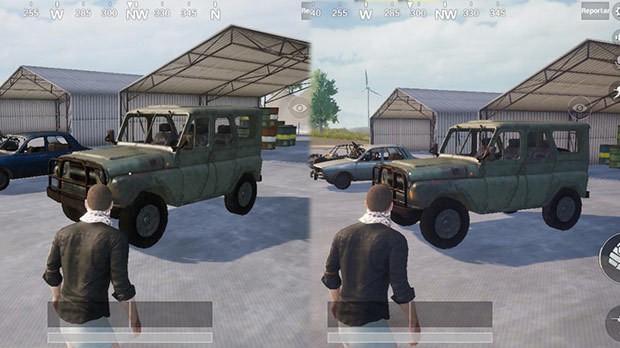 Quais são as diferenças entre Suave, Balanceado, HD e Ultra HD no PUBG Mobile