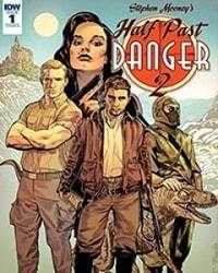 Half Past Danger (2017)