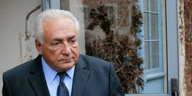 French prosecutor called for Dominique Strauss-Kahn to be acquitted of pimping charges in a trial