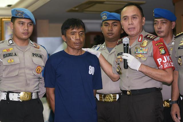 Dua Pelaku Perampokan Pulomas Dijatuhi Hukuman Mati