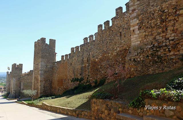 Baluarte de Santa Ana, Montblanc, Tarragona