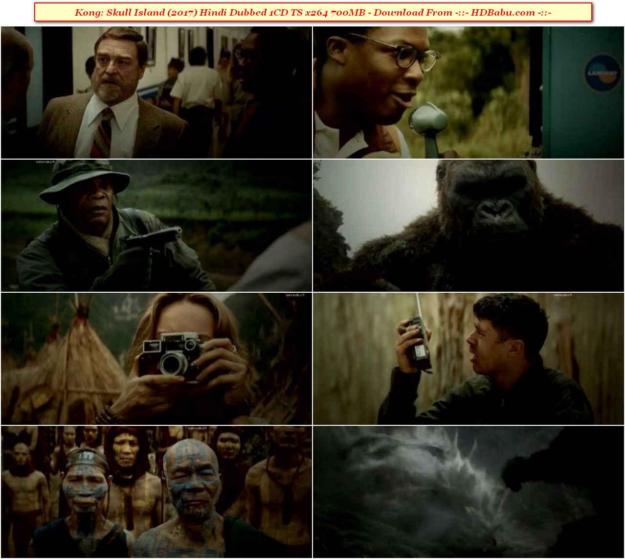 Kong: Skull Island Hindi Dubbed Full Movie Download