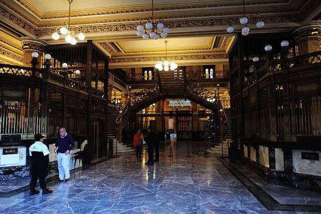 Palacio de los Correros Mexico City