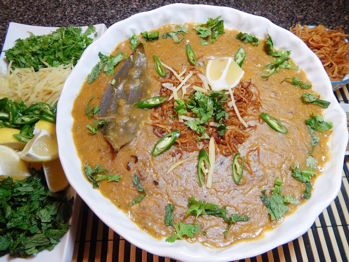 Shahi haleem recipe for eid