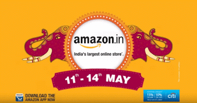 Amazon Great Indian Sale May 2017