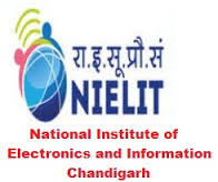 NIELIT Chandigarh Recruitment 2015