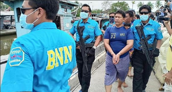 Bandar Besar Sabu dari Langkat Kelabui Petugas