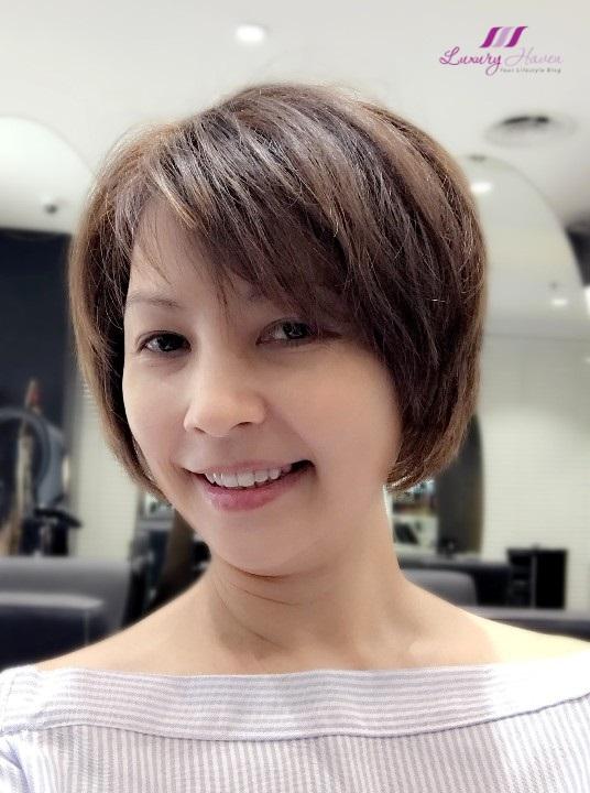 clover hair salon models christmas hairstyles
