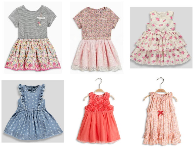 baby girl party dresses wishlist all fit size 6-9 months