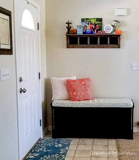 Front Entry Bench Cushion