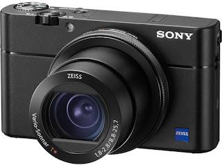 Sony RX 100 V kamera terbaik untuk liburan
