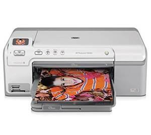 HP Photosmart D5300