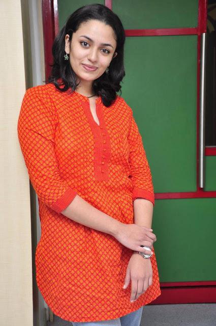 Malavika Nair Stills At Kalyana Vaibhogame Movie Song Launch