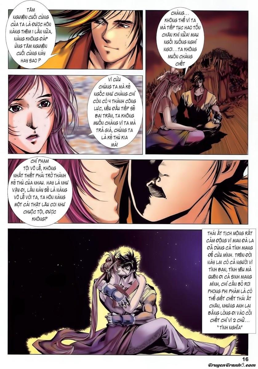 Lục Đạo Thiên Thư chap 19 - Trang 16