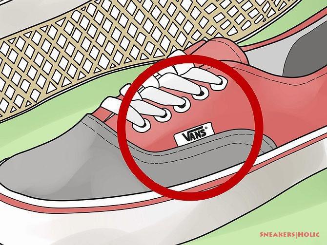 Cara Termudah Membedakan Sepatu Vans Original Atau KW
