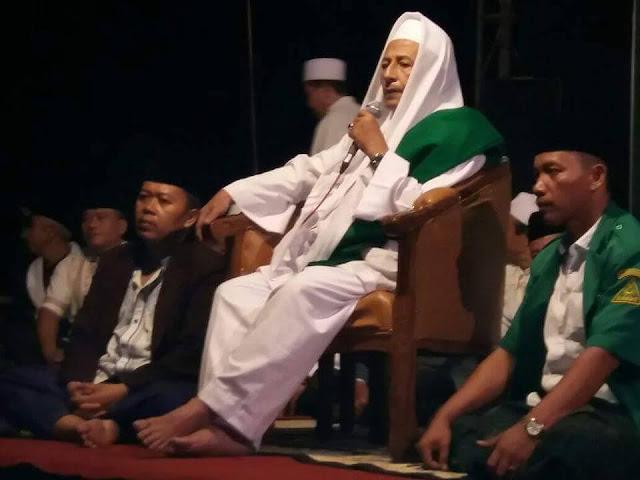 Habib Lutfi bin Yahya: Para Kyai dan Habaib Tidak Pernah Memberontak