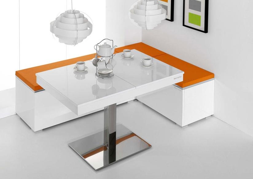 Mesa Plegable Para Cocina Pequea. Simple Mesa Abatible De Cocina ...