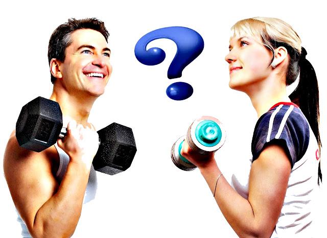Tiempo para ver resultados entrenando con pesas