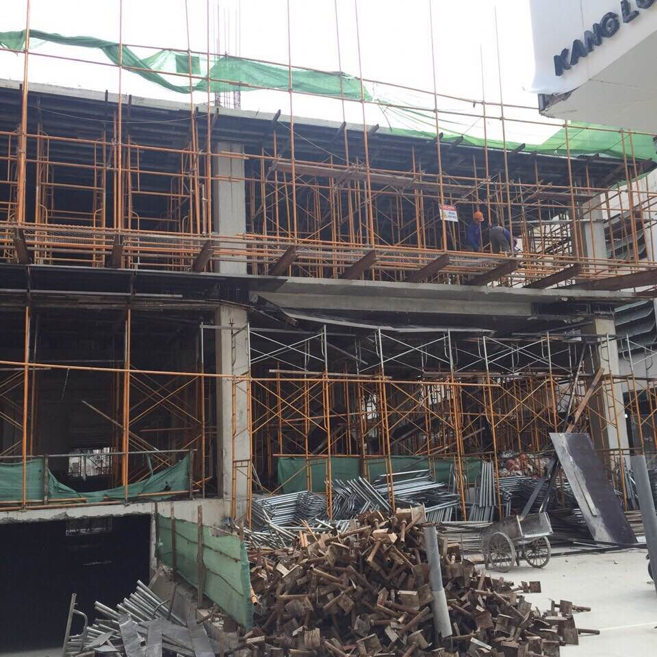 dự án hongkong tower