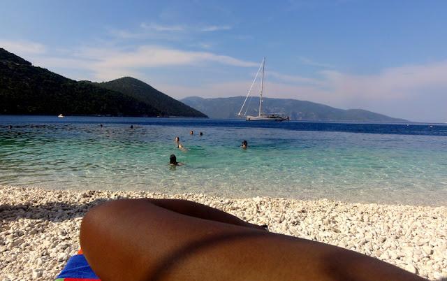 Cephallonia | Kefalonia (Greece): Breath-taking Antisamos Beach for the Second Time