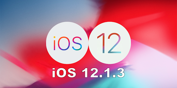 Apple iOS 12.1.3 released