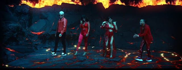 "DJ Snake Unveils Apocalyptic Video For ""Taki Taki"" ft. Selena Gomez, Ozuna & Cardi B"