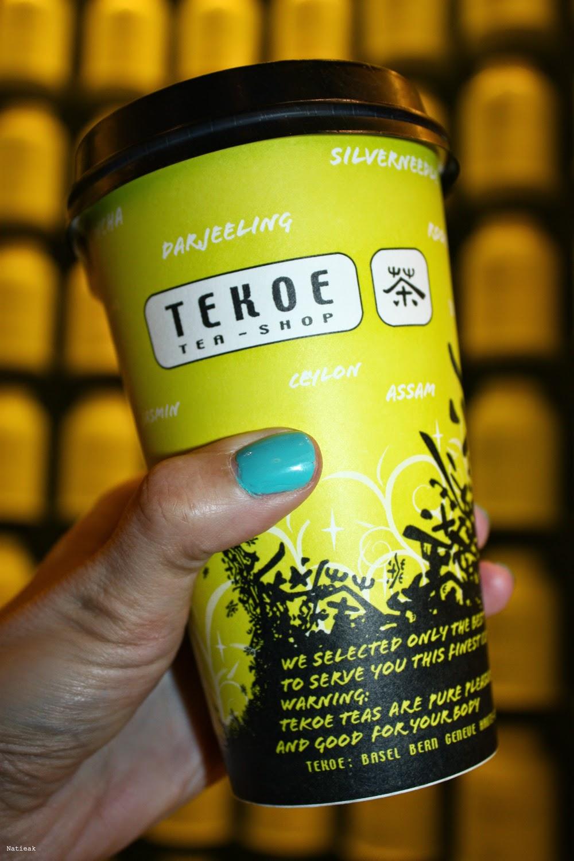 thé à emporter Fantaisie  boutique Gare de Lyon de Paris