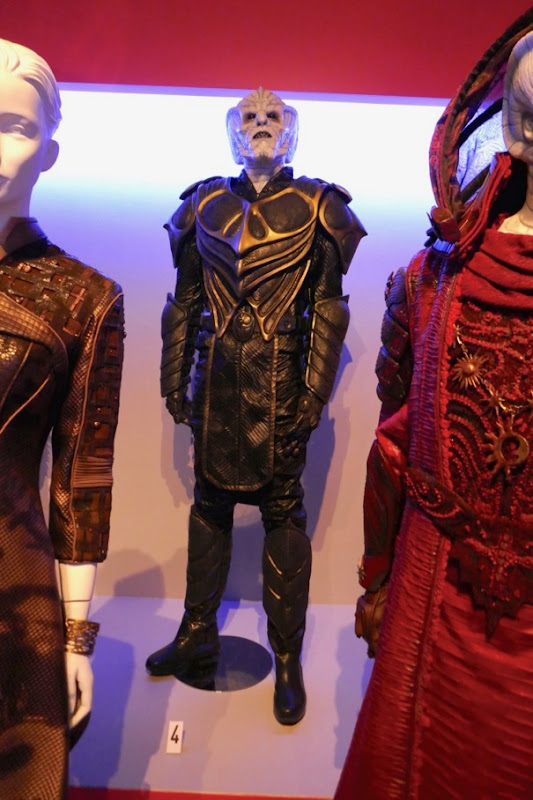 The Orville season 1 Krill Captain Haros costume