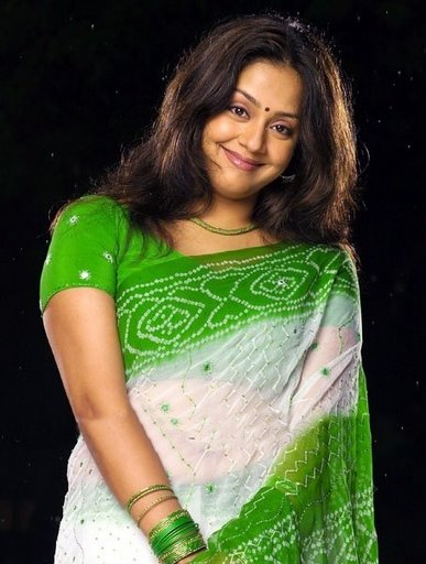 Actor,Actress Portraits, Download Actress Pics Jyothika -4454