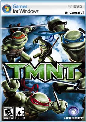 TMNT Teenage Mutant Ninja Turtles 2007 PC Full Español