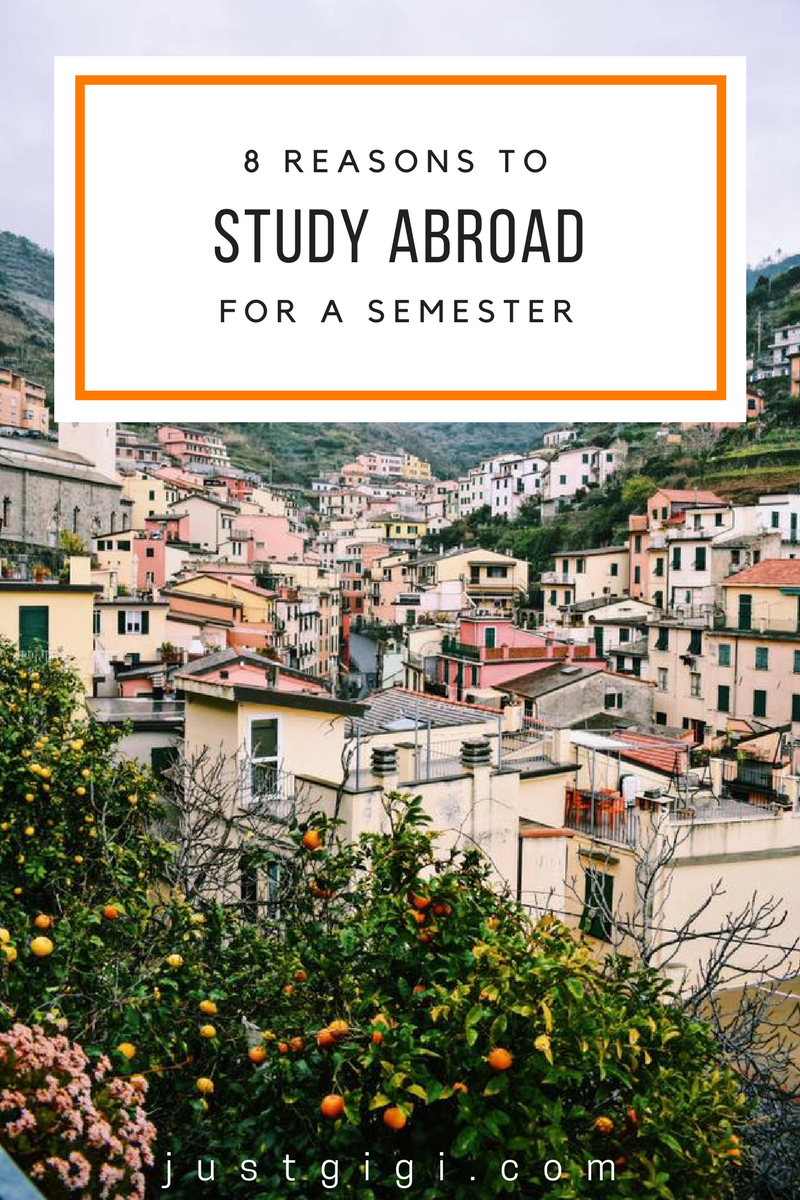 8 Reasons to Study Abroad for a Semester