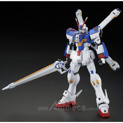 Crossbone Gundam X3 XM-X3 HGUC 1/144 Model Kit Mobile Suit Crossbone Gundam