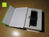 Verpackung öffnen: GHB 8GB Digitales Diktiergerät Aufnahmegerät Audio Voice Recorder mit Stereoaufnahmen, MP3 Player und USB Spericher -Schwarz