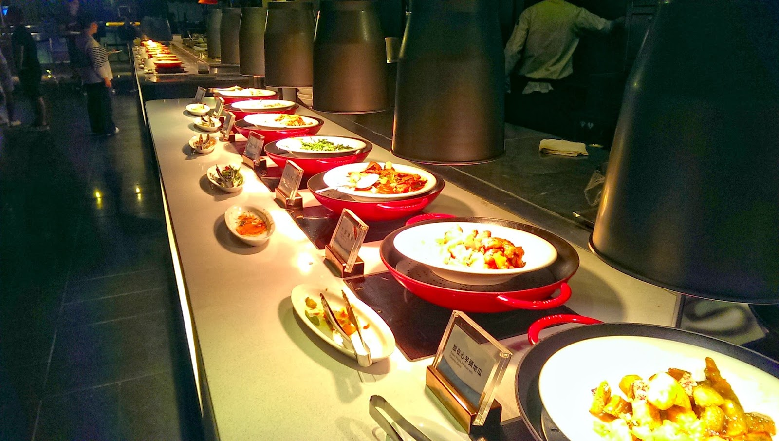2015 07 01%2B20.07.41 - [食記] 台北京站 - 饗食天堂,有生魚片吃到飽的高級自助餐廳!