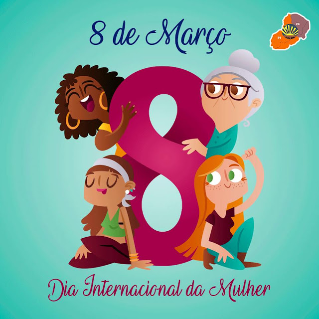 Dia 08 de Março: Dia Internacional da Mulher