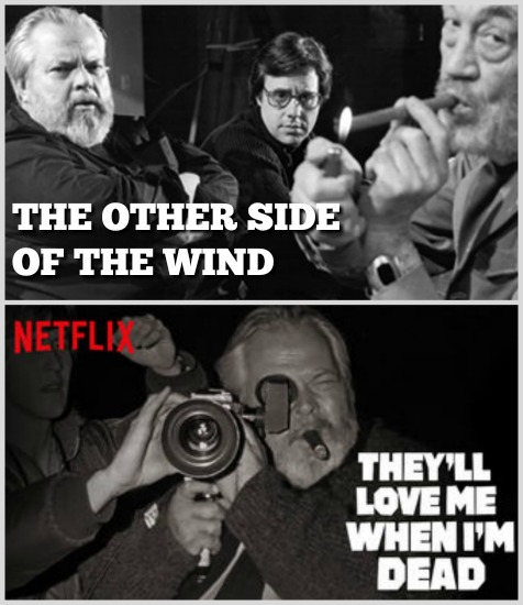 Oson Welles 2018