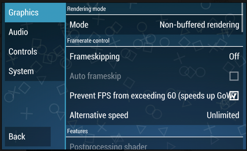 Cara Setting PPSSPP 2