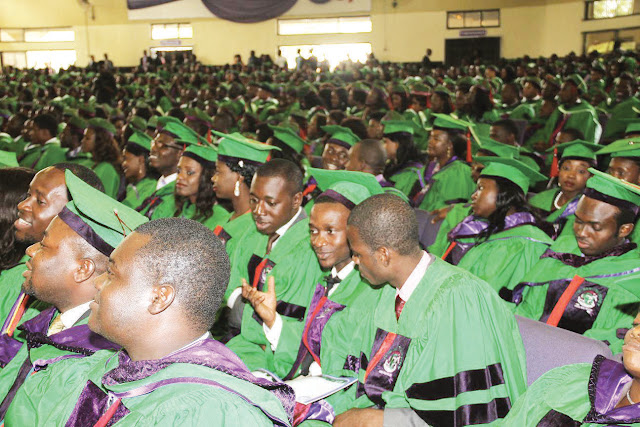 Top 2 best universities in Nigeria