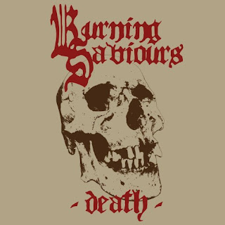 """Το κομμάτι των Burning Saviours """"Draug"""" από το album """"Death"""""""