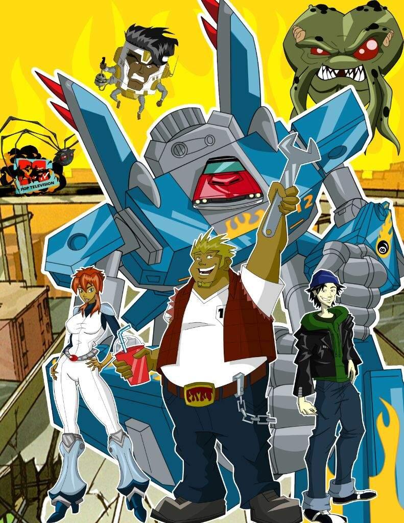 MEMÓRIA MAGAZINE: MEGAS XLR (2004)