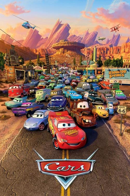 Cars – Maşini (2006) dublat în română