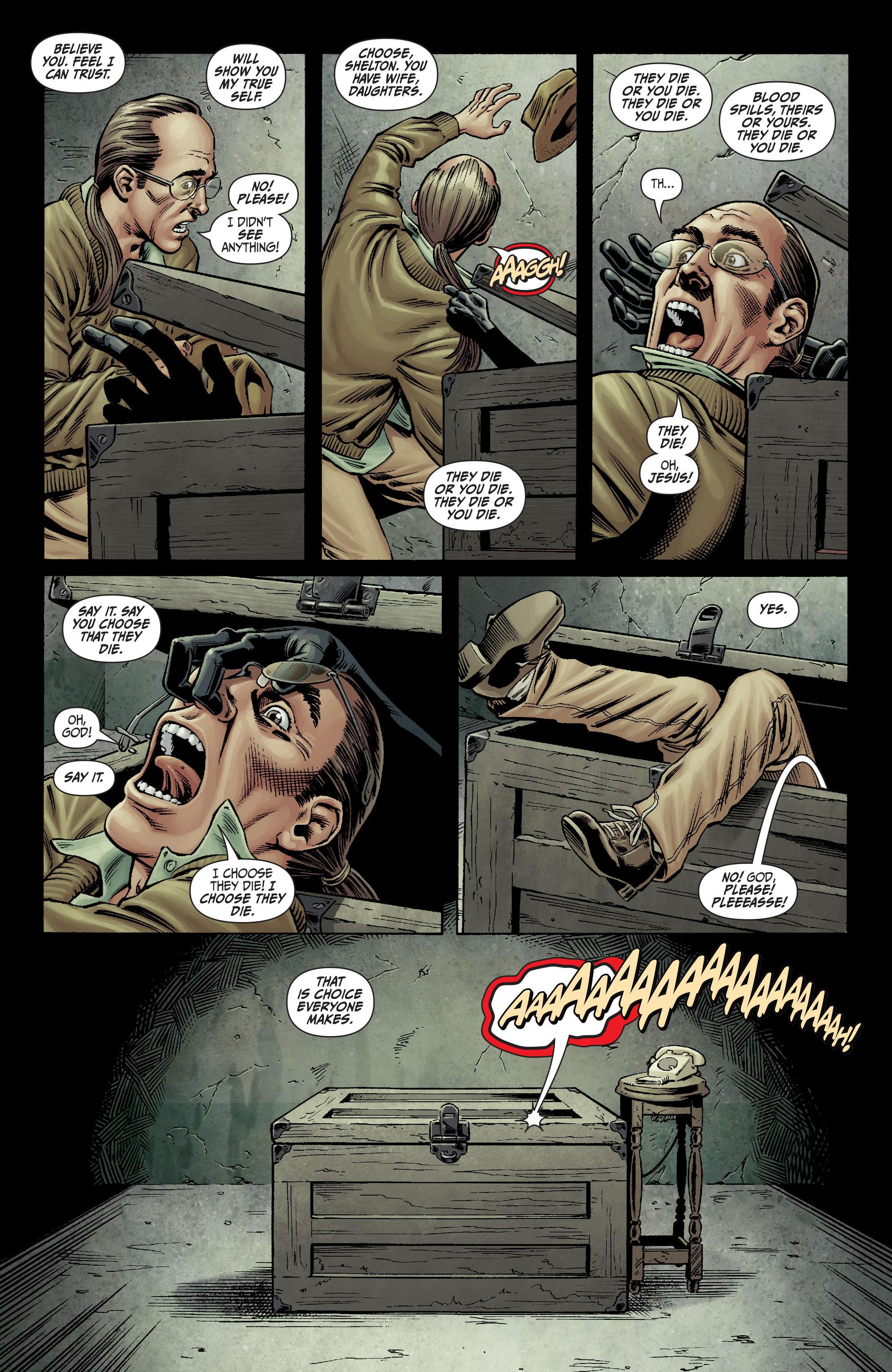 Read online Secret Six (2008) comic -  Issue #1 - 5