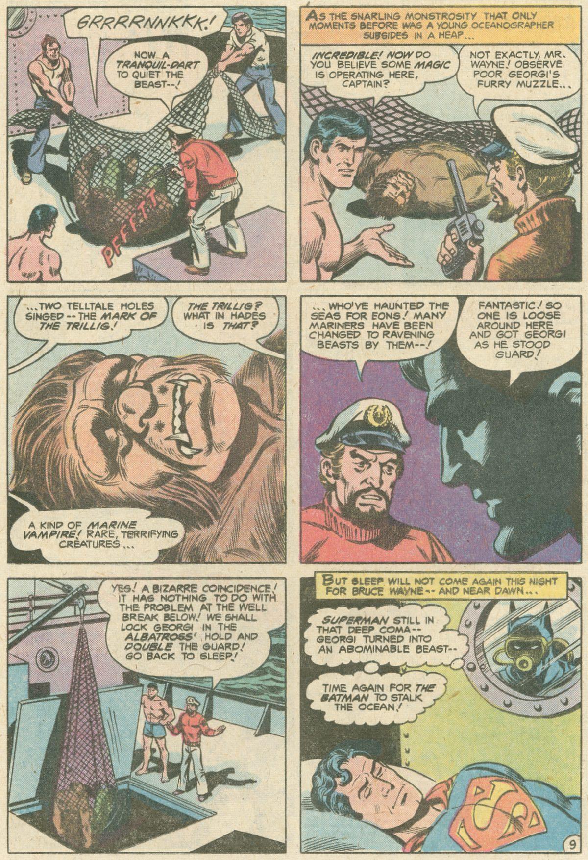 Read online World's Finest Comics comic -  Issue #249 - 10